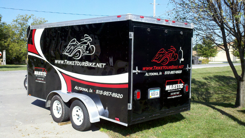 Custom Decals For Trailers